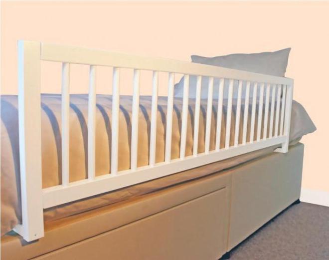 Барьер для детской кровати