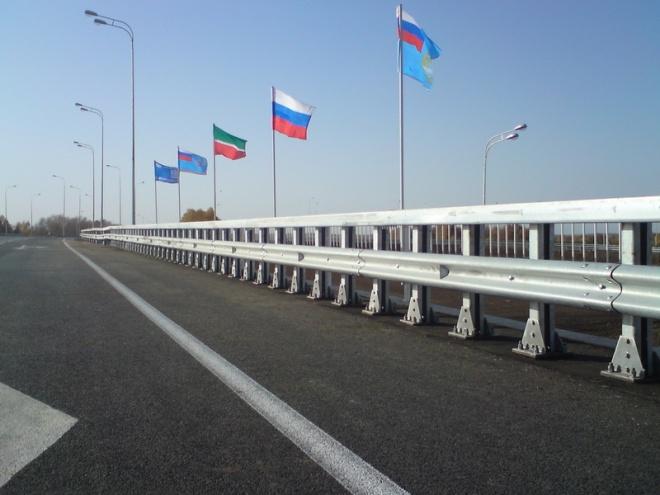 Мостовое ограждение 11МД