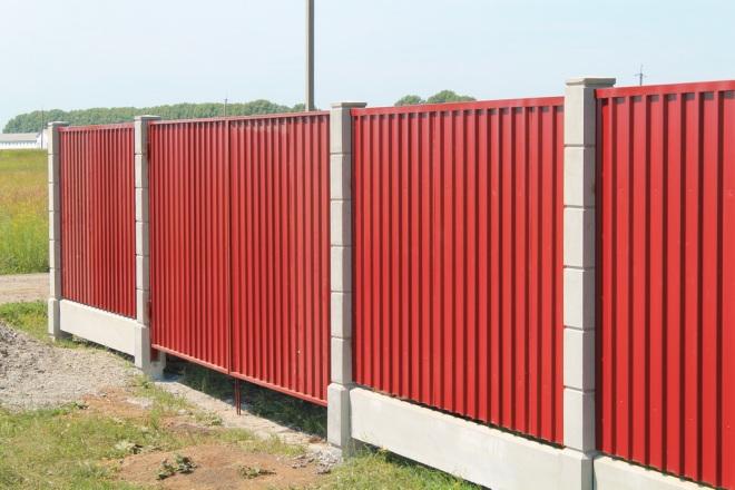 Модульные ограды
