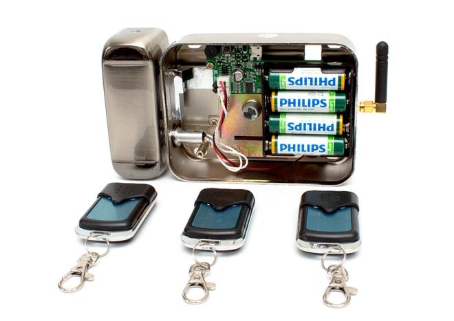Устройство электронного замка