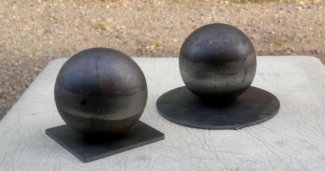 Заглушки из металла