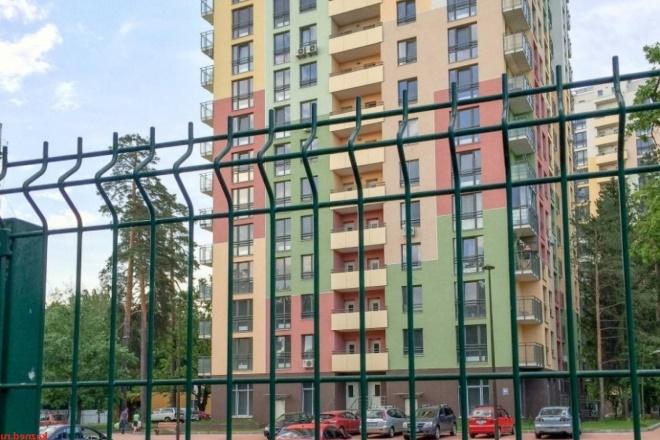 Ограждение для придомовой территории многоквартирного дома